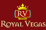 logo de royal vegas casino
