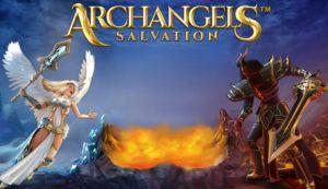 archangels salvation tragamonedas en linea gratis