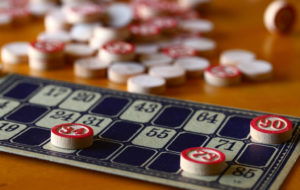 talones de lotería