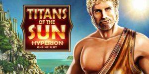 Tragamonedas Titans of the sun