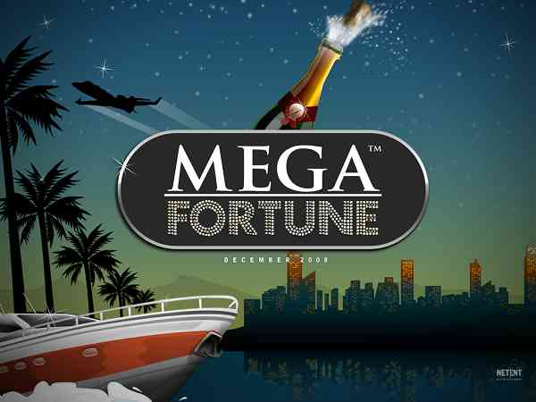 logo mega fortune