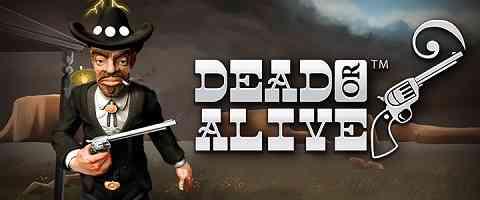 dead or alive banner