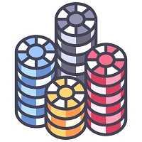 fichas de poker