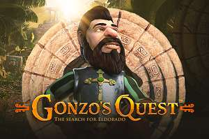 Gonzo's Quest tragamonedas de NetEnt