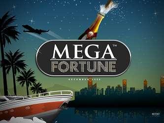 tragamonedas de NetEnt - Mega Fortune