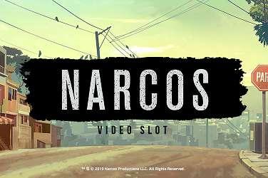 Narcos - Tragamonedas de Netent