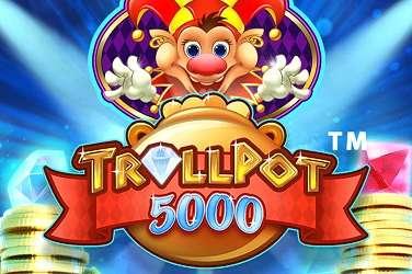 Tragamonedas de NetEnt - Trollpot 5000