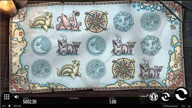 tragamonedas de 5 carretes 1429 uncharted seas